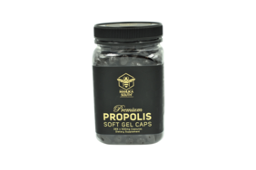 Manuka South Propolis Soft Gel Tabs 500mg 365s
