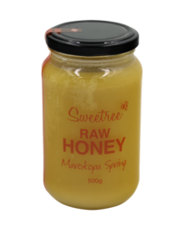 Sweetree Marokopa Spring Honey