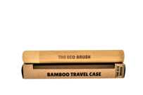 Toothbrush  Bamboo Travel Case