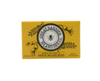 Kowhai and Vanilla Triple Milled Soap 200g