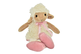 Sheep Pink Ribbon
