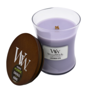 WoodWick Lavender Spa Candle - Medium