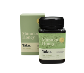 Taku Honey Manuka 5+