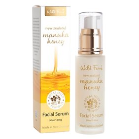 Manuka Gold Facial Serum with Royal Jelly & Propolis 50ml