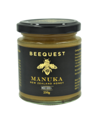 BeeQuest Manuka Honey MGO600+ 250g