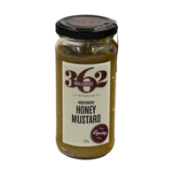 362 Grillhouse Horseradish Honey Mustard 250ml