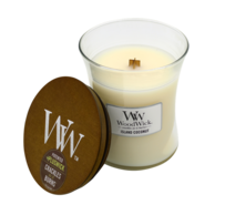 WoodWick Island Coconut Candle - Medium