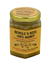 Beagle's Bees JJ's Organic Gardens Honey