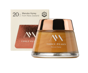 Three Peaks Manuka Honey 20+ 200g