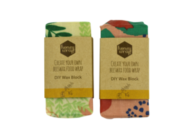 DIY Wraps Wax Blocks