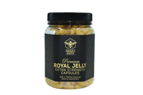 Manuka South Royal Jelly Extra Strength Capsules 365s