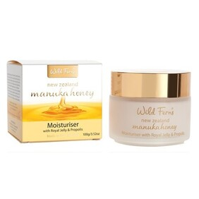 Manuka Gold Moisturiser with Royal Jelly & Propolis 100g