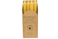 24x240mm HouseHold Beeswax Candle